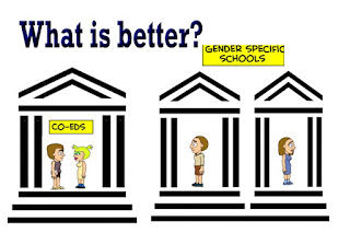 essays on separate gender classes The great gender debate: should boys and girls learn separately riverview principal curt crago worked with his language arts teachers to separate classes for.