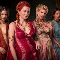 Las mujeres mas sexys de Spartacus