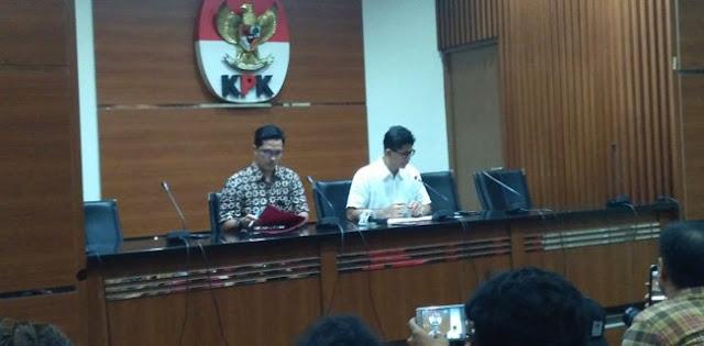 KPK Tetapkan 7 Tersangka, 4 Anggota DPRD Kalteng