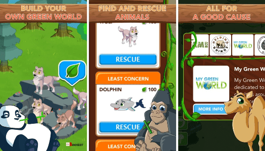 World of the Wild Best Educational Mobile Apps for Kids
