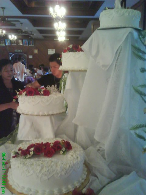 Homemade Cake Freshly Bake Kota Kinabalu Wedding Cakes
