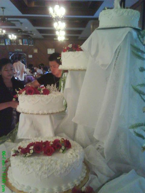 Homemade Cake Freshly Bake Kota Kinabalu Wedding Cakes