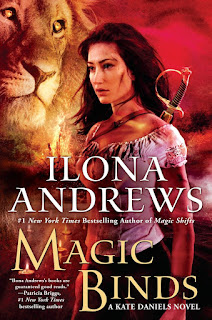 Magic Binds - Ilona Andrews [kindle] [mobi]