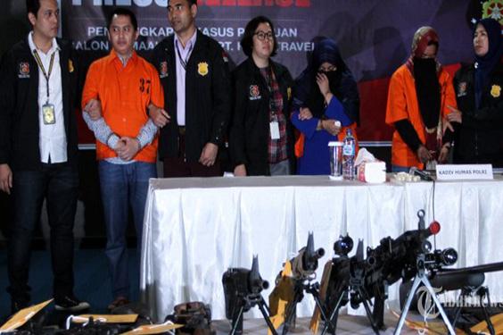 Ancaman Hukuman Mati Terhadap Bos First Travel