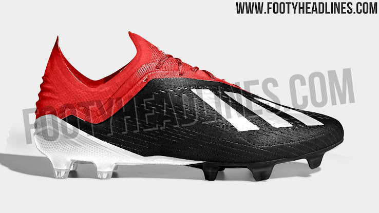 32931efce Black & Red Adidas X 18 Boots Leaked - leaked soccer
