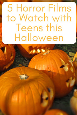 5 Horror Films to watch with teens this Halloween