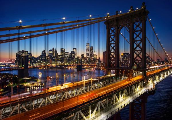 Puente de Brooklyn (Nueva York - EE UU)