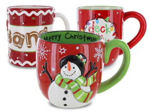 Mugs Gift Ideas for Christmas