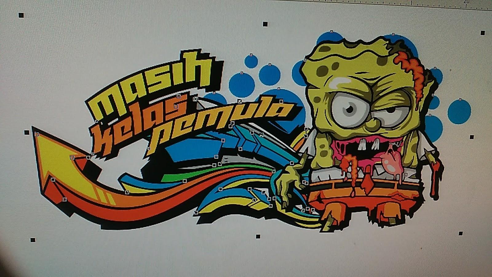 Gambar Stiker Spongebob Zombie Keren Download Gambar Spongebob 2019