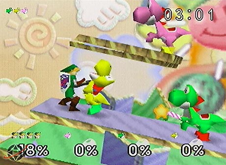 Penguin Game Inquiry: Graphics in Games Week 8 : Evolution of Super