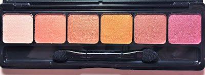 e.l.f. prism eyeshadow sunset