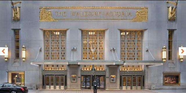 Waldorf Astoria New York 1  Hotel