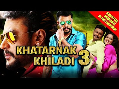 Khatarnak Khiladi 3 2017 Hindi Dubbed 480p WEBRip 370mb