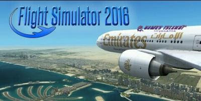 Flight Simulator X 2016 Air HD Apk v1.3.4 + Data