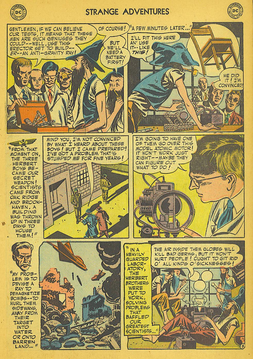 Strange Adventures (1950) issue 21 - Page 15