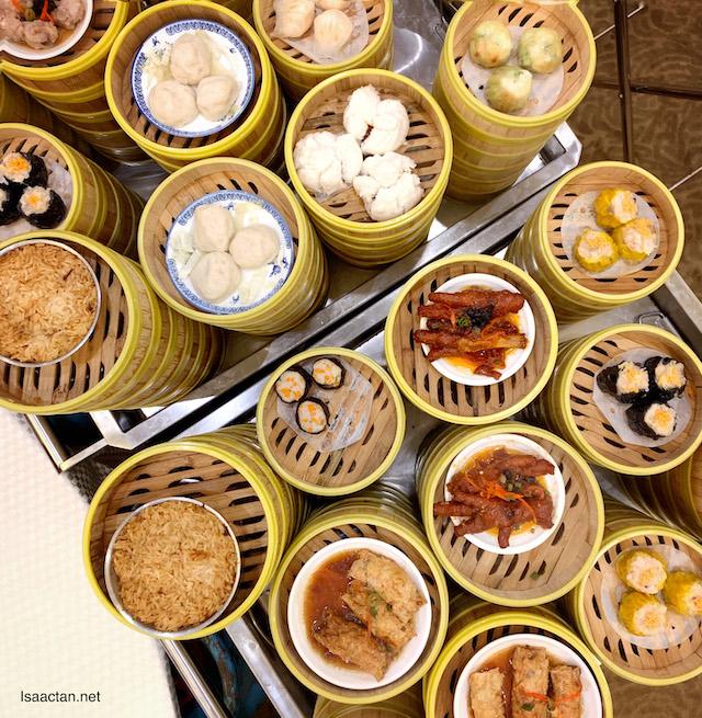 Super Value Sunday Buffet Lunch @ Celestial Dynasty, Petaling Jaya