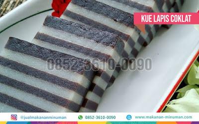 Resep Kue Lapis enak