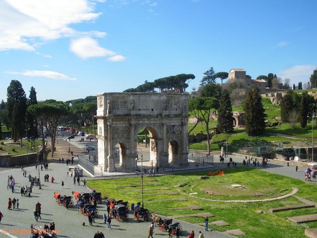 Roma, arqueologia, Itàlia