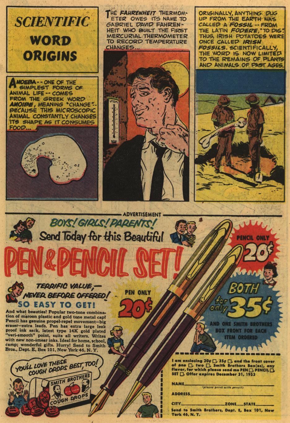 Strange Adventures (1950) issue 26 - Page 19