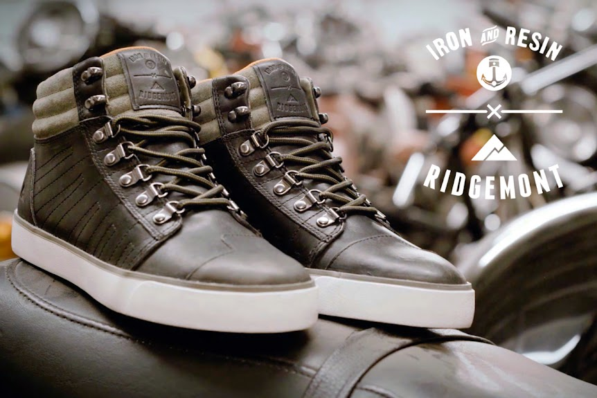 Riding Gear - Iron and Resin Ridgemont Riding Shoes