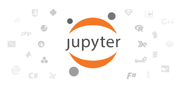 Logo Jupyter Project.