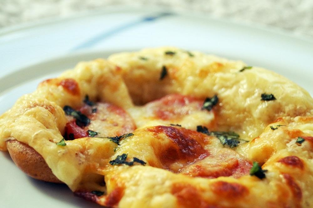 Pizza-Brezeln