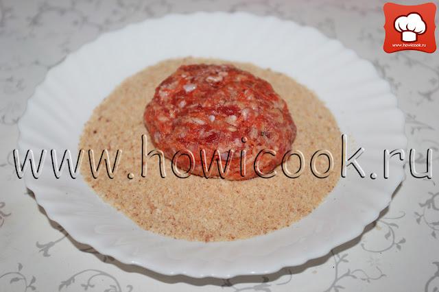рецепт вкусных мясных котлет с пошаговыми фото