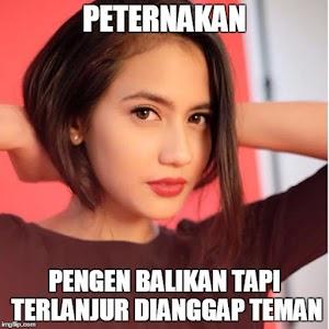 Meme Kocak Singkatan PETERNAKAN