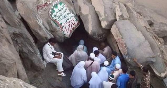 Masya Allah, Disinilah pertama kali Nabi Muhammad menerima wahyu.. Yg menulis aamiin semoga bisa berkunjung kesini aamiin..