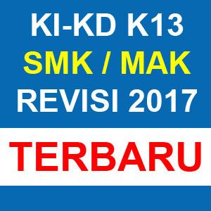 KI-KD K13 Revisi 2017