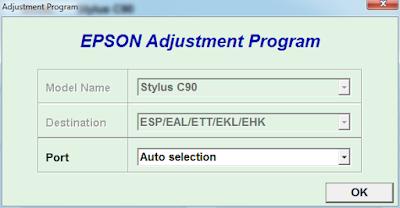 Download Resetter Epson C90