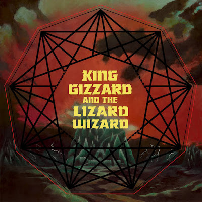 "KING GIZZARD & THE LIZARD WIZARD ""Nonagon Infinity"""