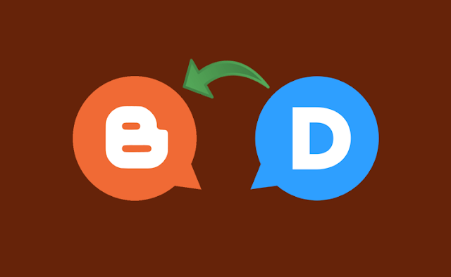Cara Mengganti Komentar Disqus Menjadi Komentar Blogger