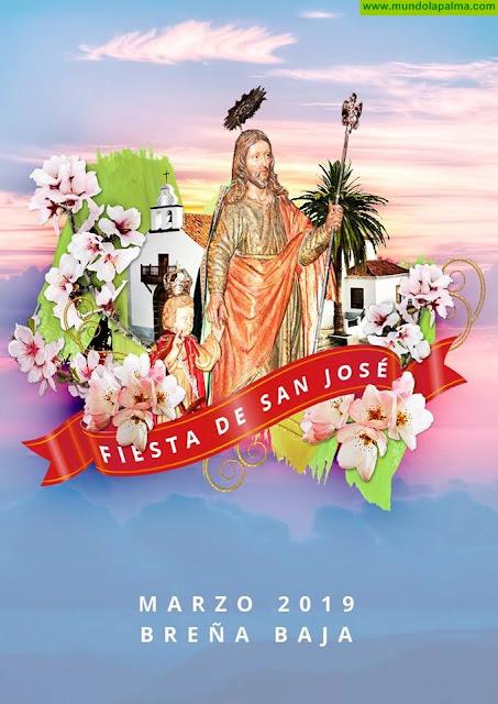 Programa Fiesta de San José 2019 en Breña Baja
