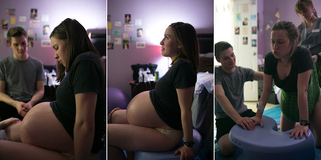 MUST SEE: Photographer Captures the Magical Moment of a Mother Giving Birth to Twins!