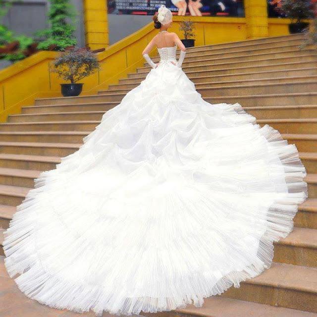 Fashion Is My Drug: Dream Wedding Dress Part 1