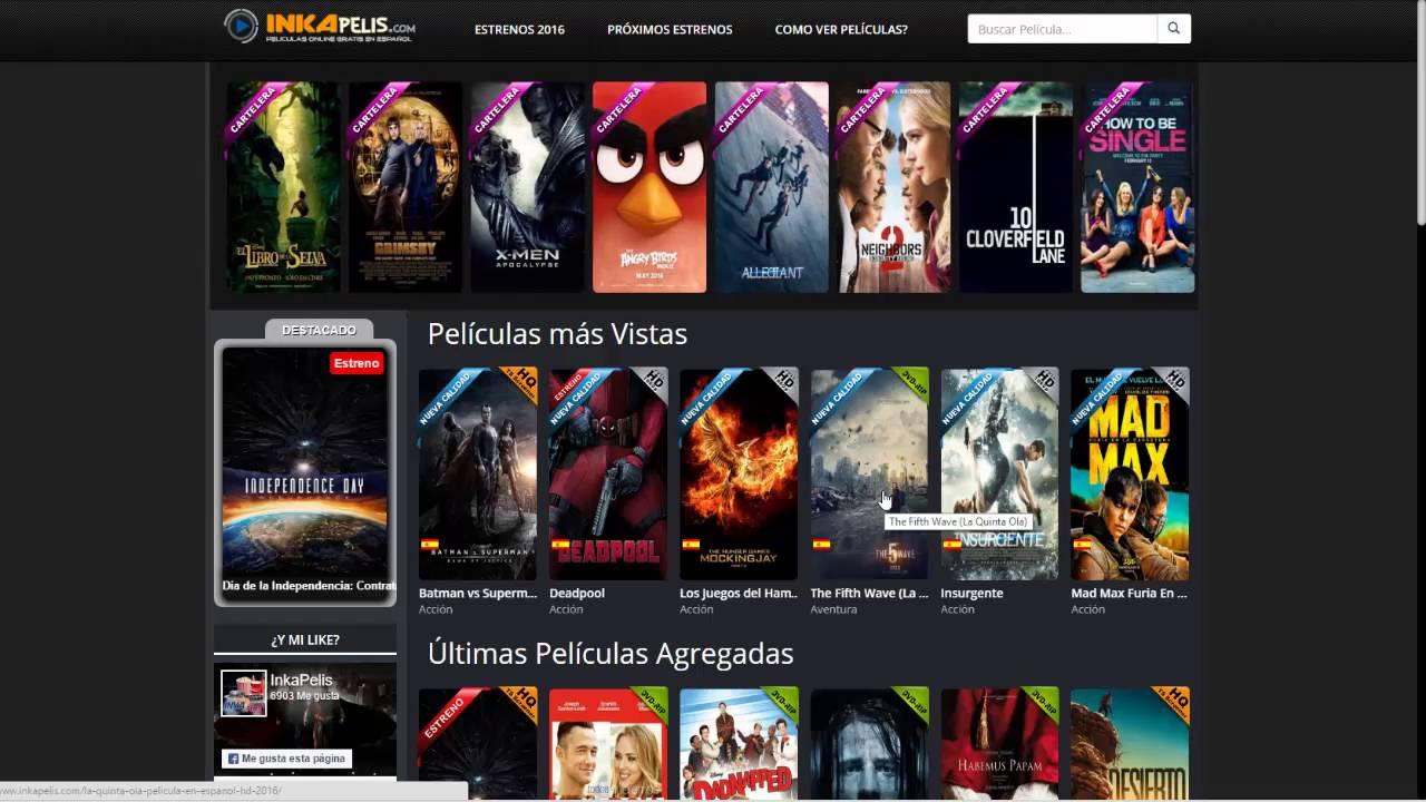 series gratis online en español completas