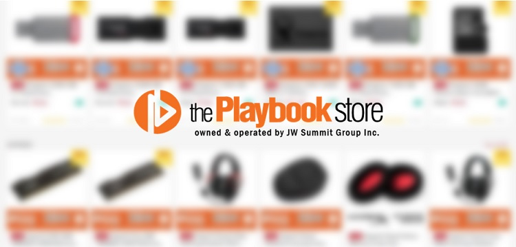 Playbookstore to Hold Major Campaigns on Shopee