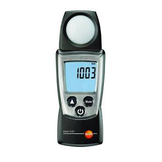 Jual Lux Meter (Light Meter) Testo 540