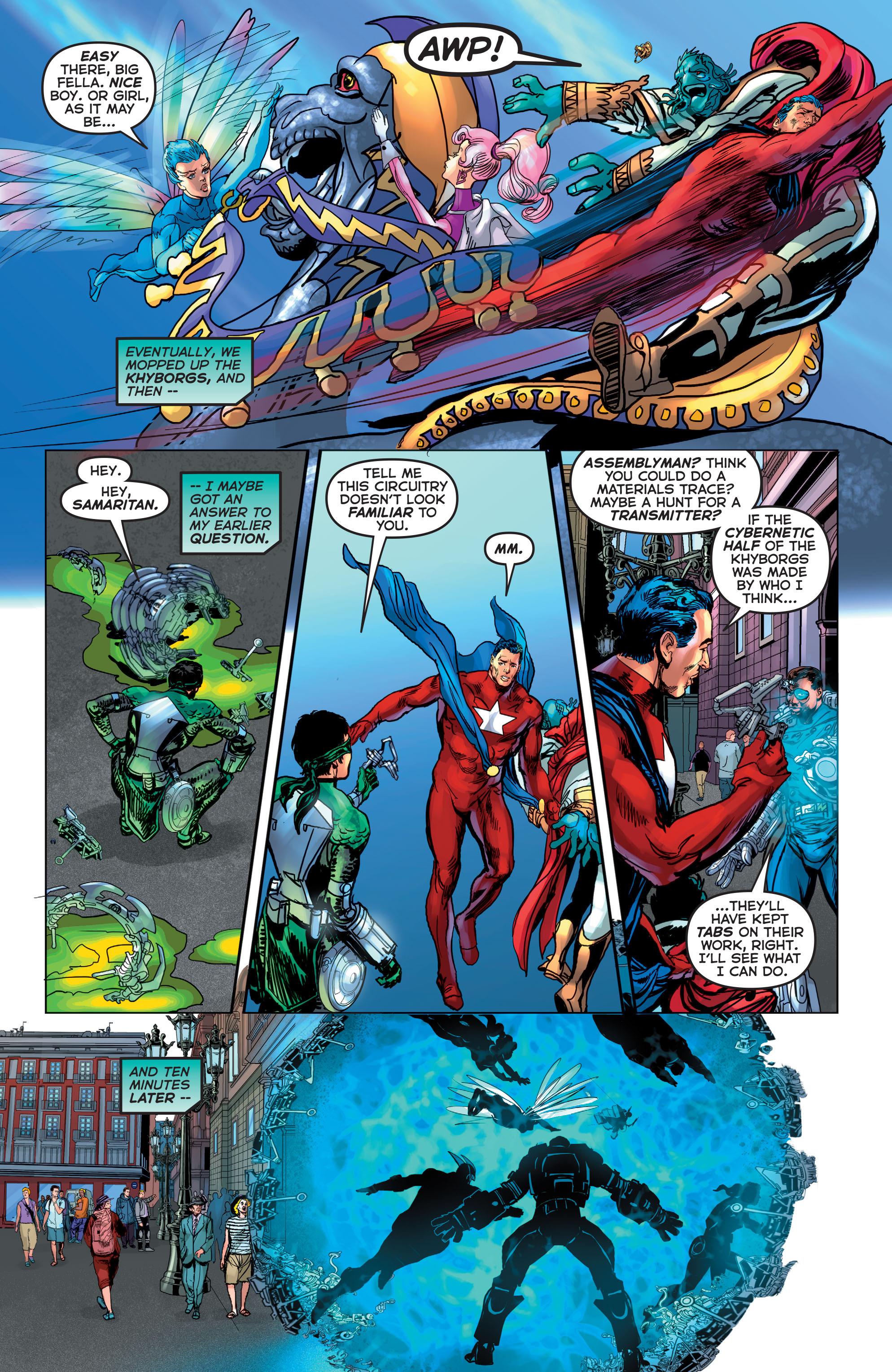 Read online Astro City comic -  Issue #20 - 9