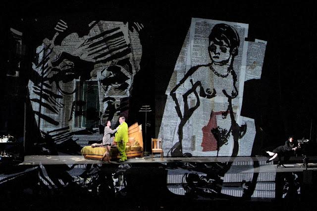 Lulu, English National Opera, 9 November 2016