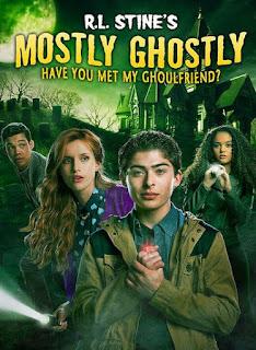 R.L. Stine's Mostly Ghostly: Have You Met My Ghoulfriend? (2014) – ขบวนการกุ๊กกุ๊กกู๋ ตอนเพื่อนซี้ผีจอมป่วน 2 [พากย์ไทย]