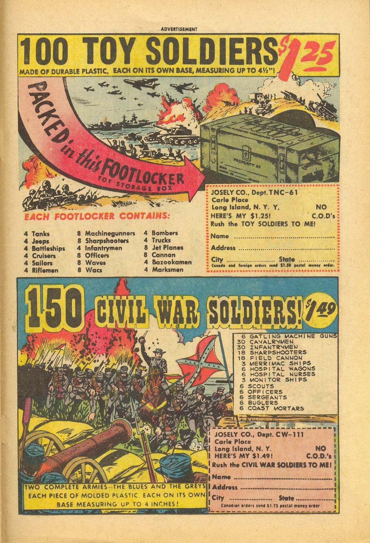 Strange Adventures (1950) issue 148 - Page 33
