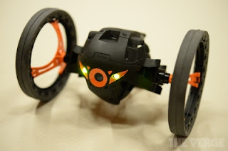 Parrot jumping sumo CES 2014
