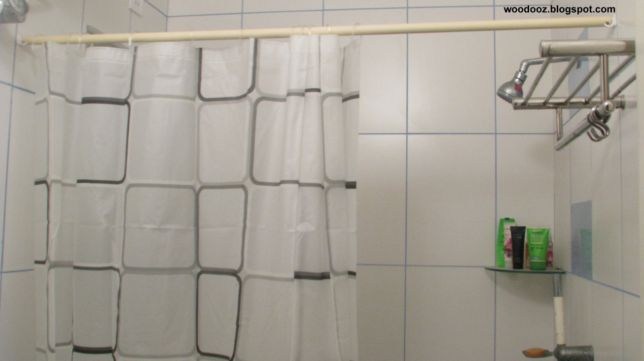 How To Hang Curtain Rod Without Drill