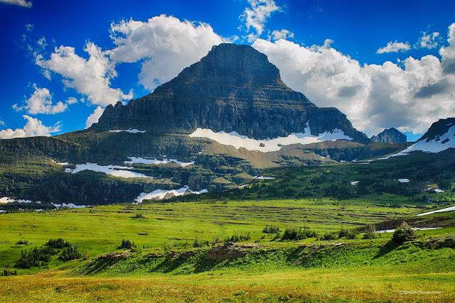 Glacier National Park Montana geology travel field trip tour copyright rocdoctravel.com