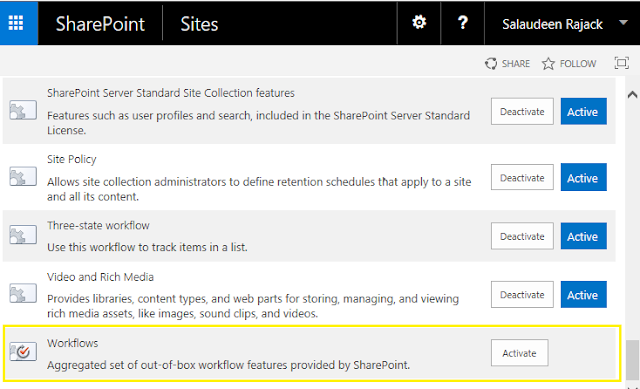 sharepoint 2010 approval workflow not available