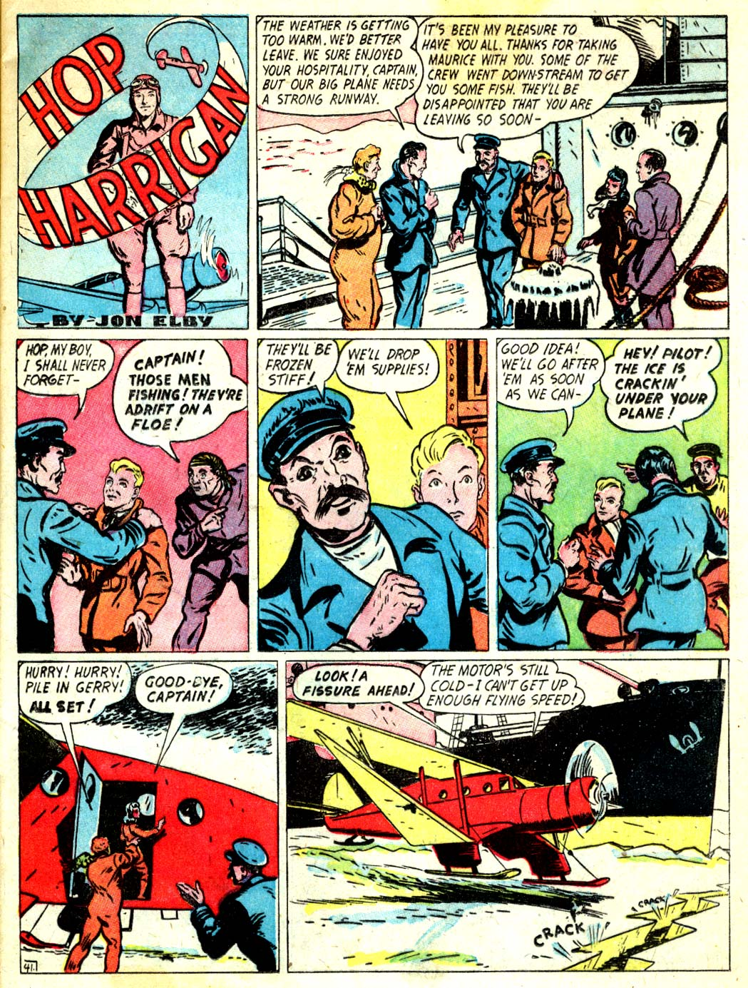 Read online All-American Comics (1939) comic -  Issue #11 - 17