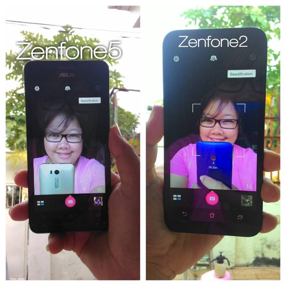 ASUS Zenfone 2 Laser 5.0 vs Zenfone 5 Review Travel Gadgets Product Review