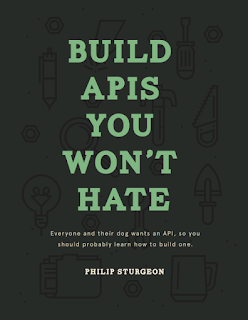 best book to learn RESTful API design